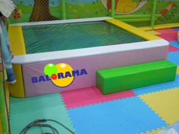 Soft Play Su Trambolini